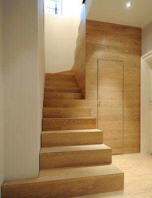 Treppen architektur einfamilienhaus  KALKOF ARCHITEKTEN - Projekte - Ausbauten - Treppen